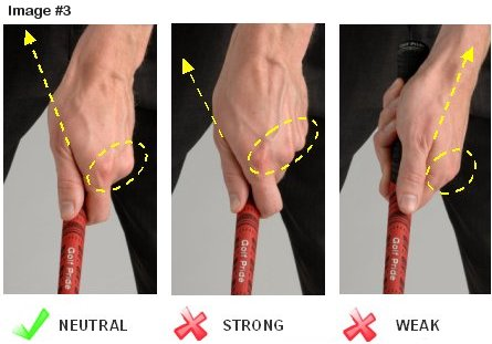 proper-golf-grip-left-hand