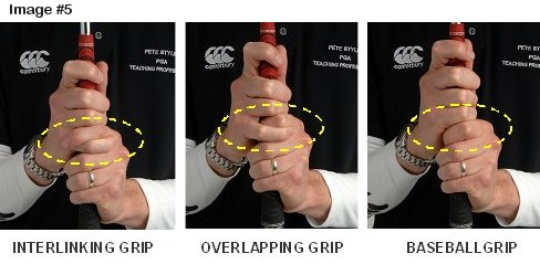 proper-golf-grip-types