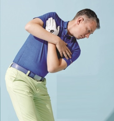 Swing Tip: Improve Your Body Moves - Robin Symes | Gryyny com