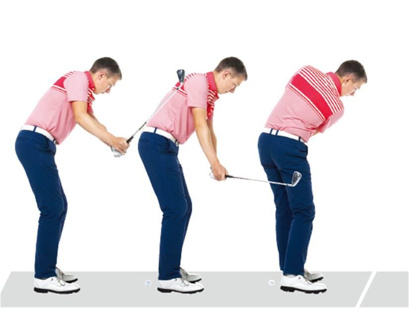 Cure your shoulders moving first in the downswing - Robin Symes